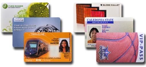 PVC-card